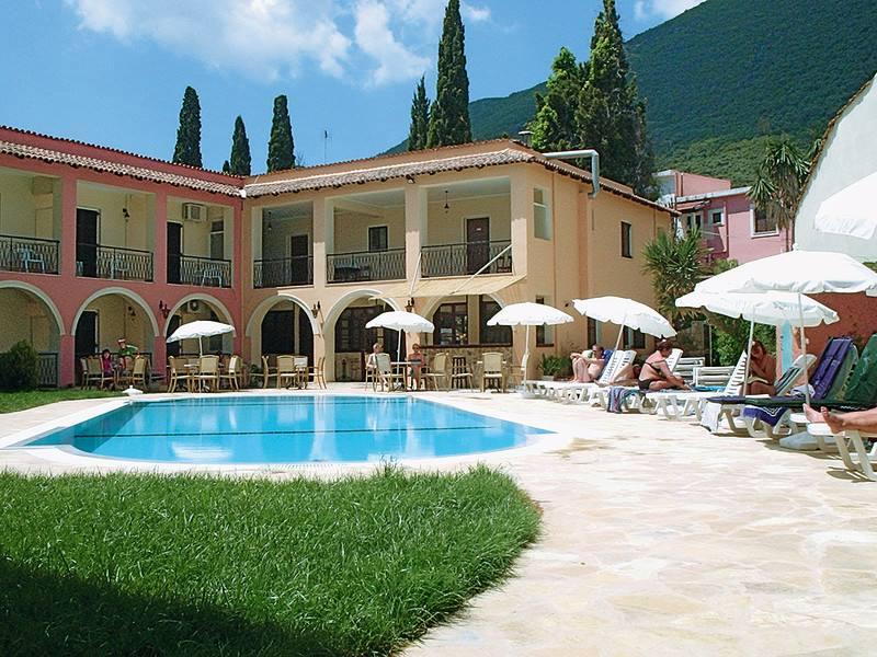 Appartementen Annaliza - Ypsos - Corfu
